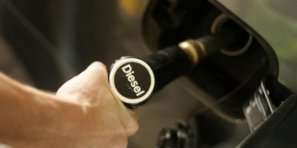 beneficios combustible diesel
